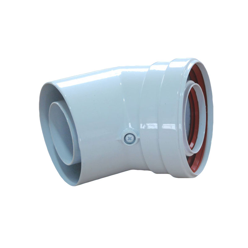 Φ 60/100 мм коаксиальный удлинитель CW-45-01