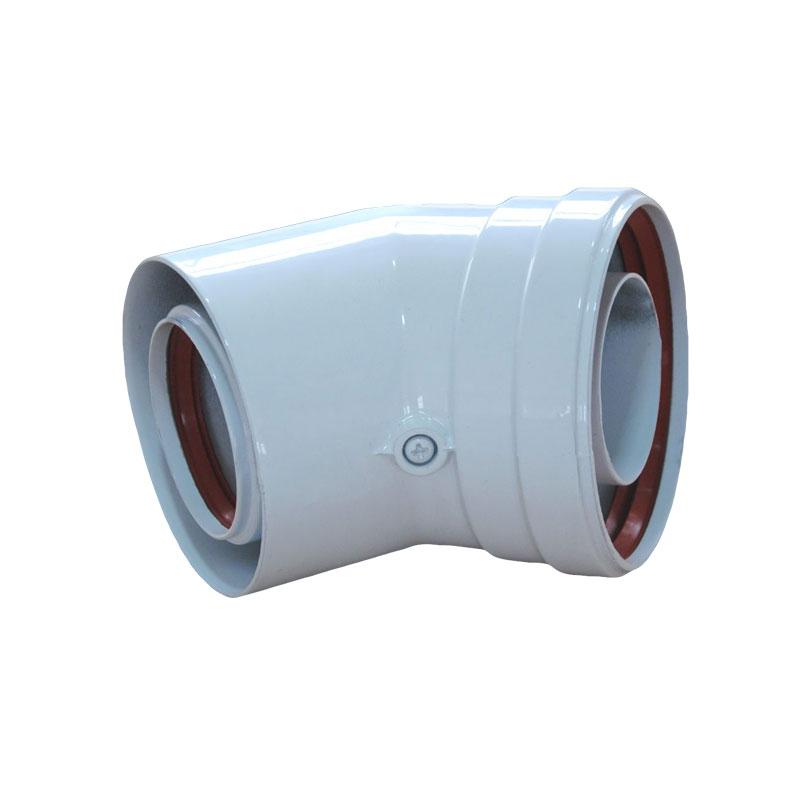 Φ60 / 100мм коаксиальный удлинитель CW-45-03