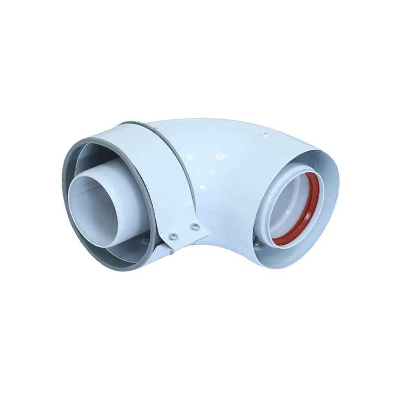Φ60 / 100мм коаксиальный удлинитель CW-90-01