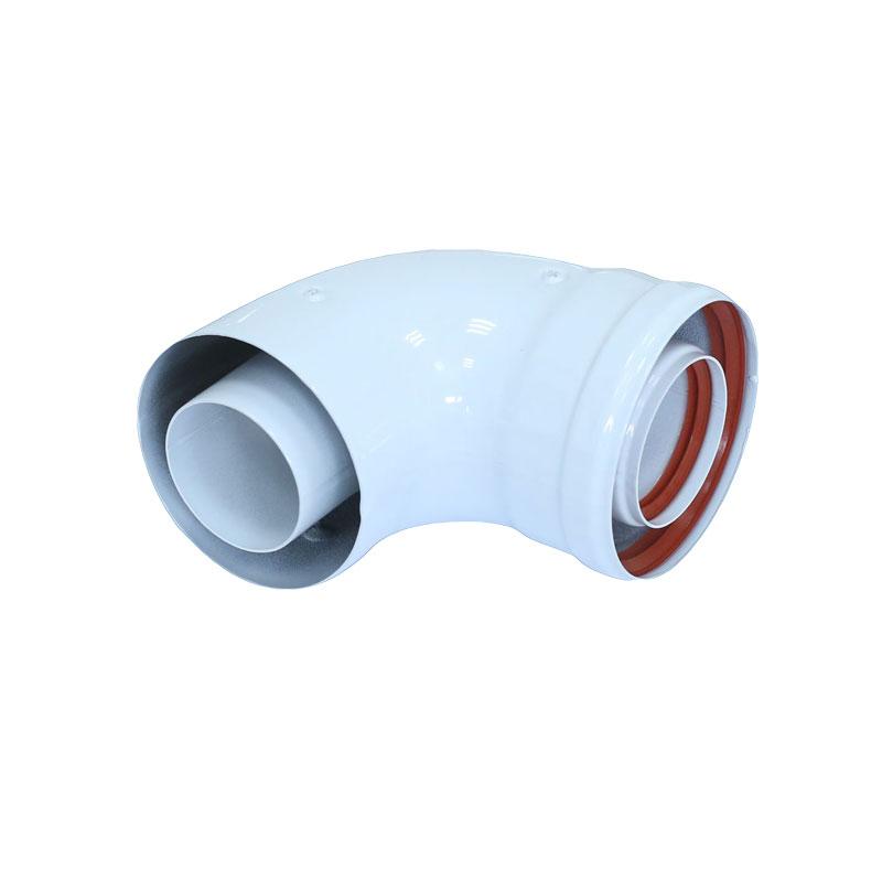 Φ 60/100 мм коаксиальный удлинитель CW-90-02