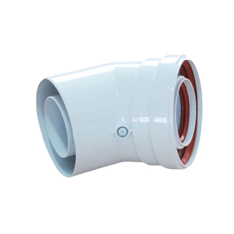 Дымоход без конденсата Φ80 / 125мм CW8-45